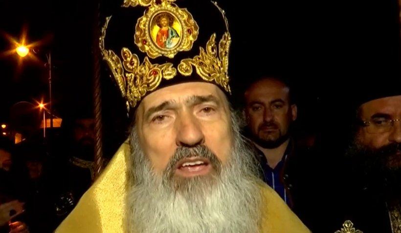 """ÎPS Teodosie, declarație emoționantă în Vinerea Mare: """"De un an le-am spus tuturor că bisericile nu se vor mai închide!"""""""