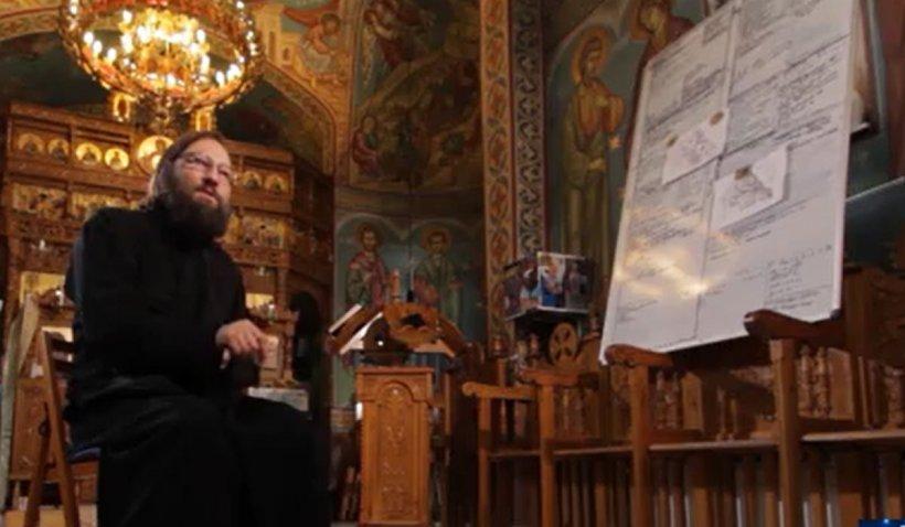 Părintele Damaschin, pământeanul care îndeplinește orice dorință