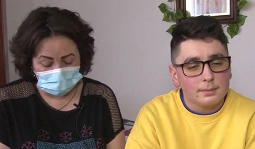 Povestea lui Andrei, copilul de 12 ani din Suceava care l-a impresionat pe Mihai Gâdea până la lacrimi
