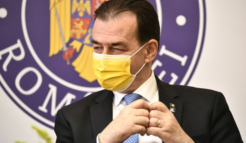"""Ludovic Orban, mesaj de Paşte: """"Revenirea la normalitate, după încheierea campaniei de vaccinare"""""""