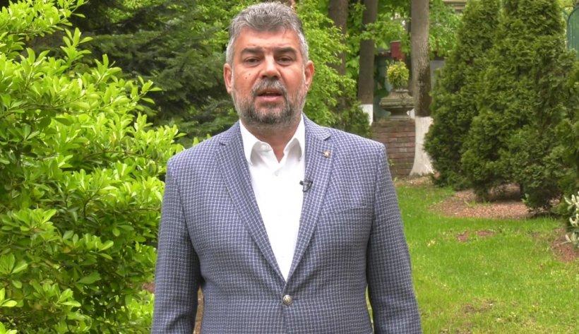 """Marcel Ciolacu, mesaj de Paște pentru români: """"Puterea credinței ne poate aduce încrederea că vom recâștiga dreptul la o viață normală"""""""