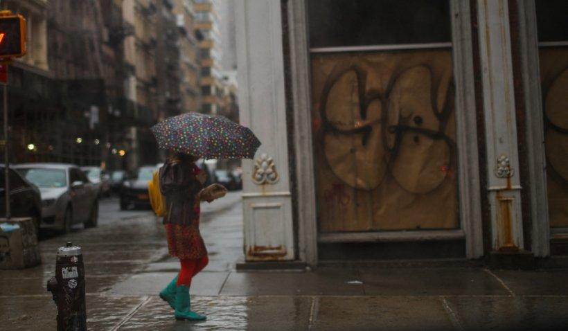 România, sub informare meteo de vânt puternic și ploi