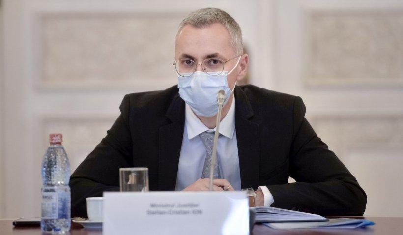 Ministerul Justiției a rămas fără bani: Stelian Ion spune că se vor revizui toate sporurile și salariile