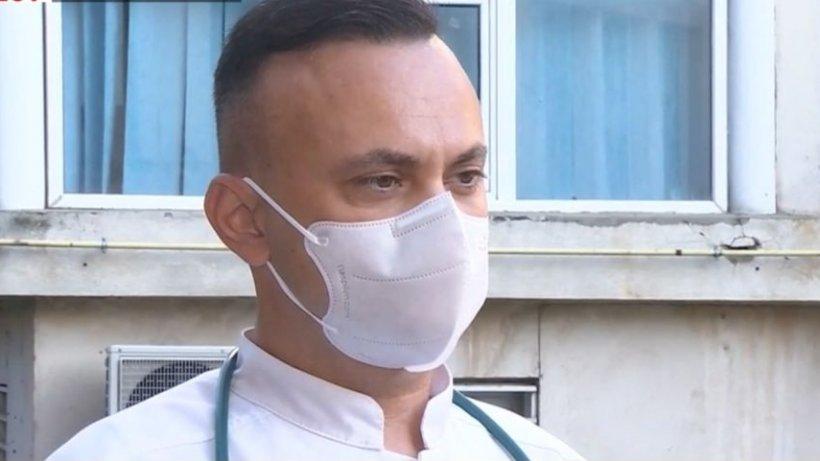 """Adrian Marinescu, despre renunțarea la mască: """"Măsurile de relaxare trebuie să vină pas cu pas"""""""