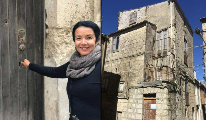 O femeie şi-a cumpărat trei case de 1 euro în Italia, însă investiţia o va costa, de fapt, zeci de mii de euro