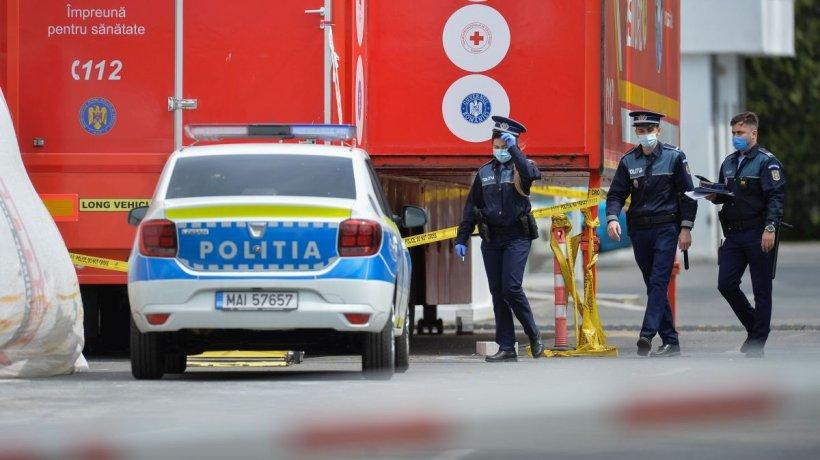 Polițiștii din Tulcea sunt în alertă, după ce doi copii au spart o bancă