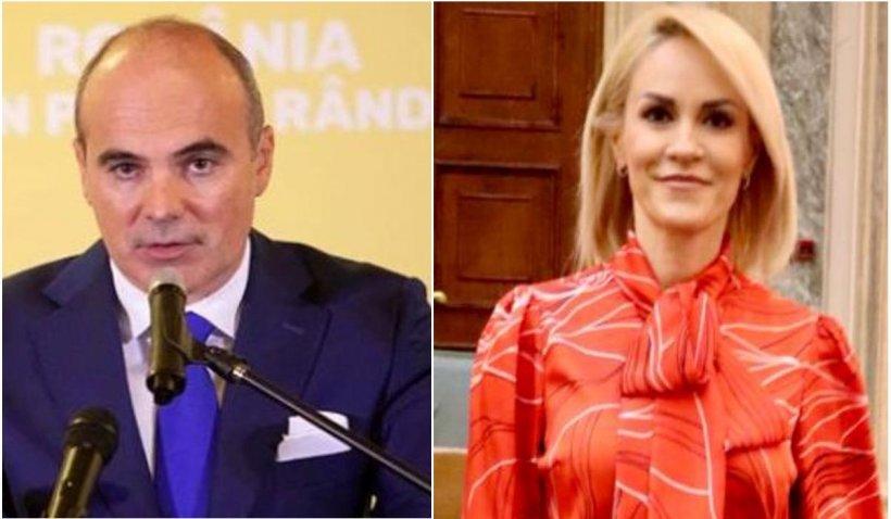 """Rareş Bogdan: """"Bugetul Capitalei va trece."""" Gabriela Firea: """"Dacă nu trece, biletul de autobuz ajunge 6 lei"""""""