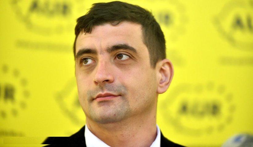 """George Simion: """"AUR va participa la alegerile parlamentare din Republica Moldova"""""""