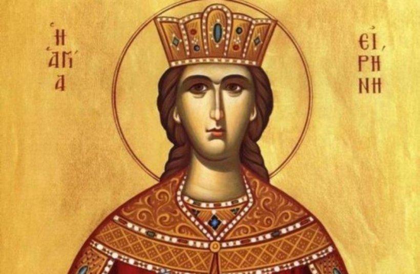 Calendar ortodox 5 mai 2021. Sfânta Irina, sărbătoare mare în Biserica Ortodoxă