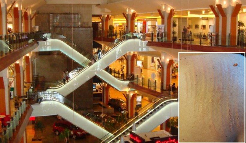 O mamă cu trei copii a fost lovită cu picioarele de un hoț, într-un mall din Timişoara. Agentul de pază nu a intervenit