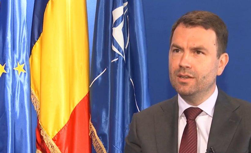 """Cătălin Drulă, ministrul Transporturilor: """"În 2021, vor fi gata 90 de km de autostrada și drum expres"""""""
