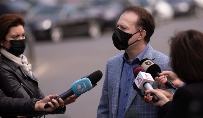 """Premierul Cîţu, sfidat de ministrul Economiei: """"Am cerut ca acest proiect să treacă cât mai rapid. Nu ştiam că Năsui vrea să-l amâne. Mă surprinde, o să am o discuţie cu el"""""""