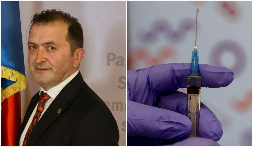 """Laurențiu Gîdei, deputat PSD: """"În centrele organizate cu eforturi locale nu se livrează vaccin"""""""