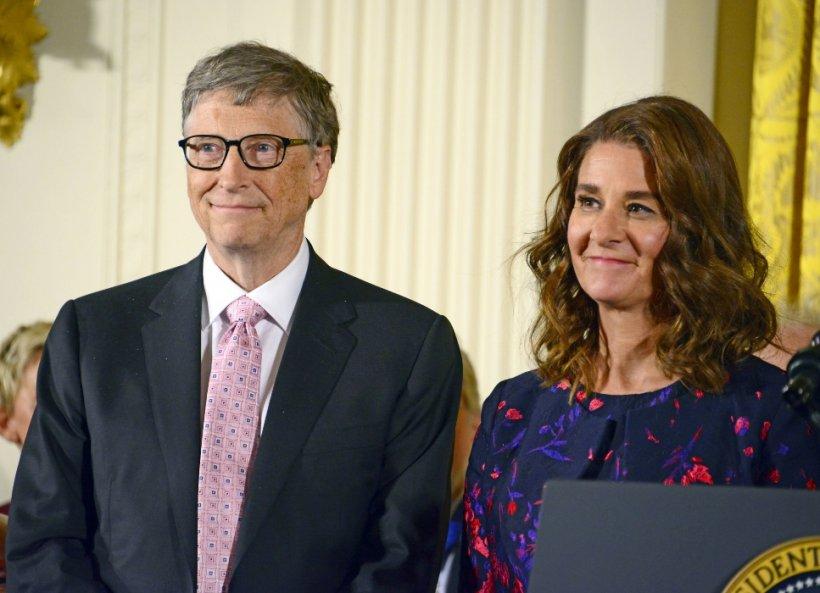 Melinda Gates a primit 1,8 miliarde de dolari de la Bill Gates la o zi după divorț