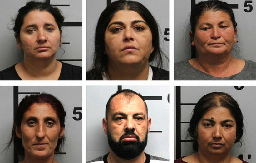 Șase români au fost arestați, după ce au jefuit un templu budist din SUA