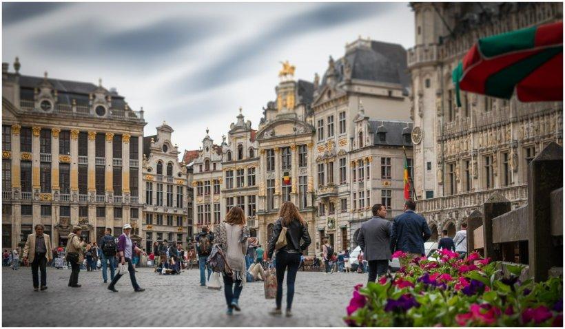 Cea mai scurtă carantină din lume, în Bruxelles: localnicii au interzis doar două ore
