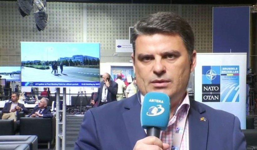 Răspuns de la NATO pentru Radu Tudor, Antena 3: Comandament NATO în România, operaţional din 2022