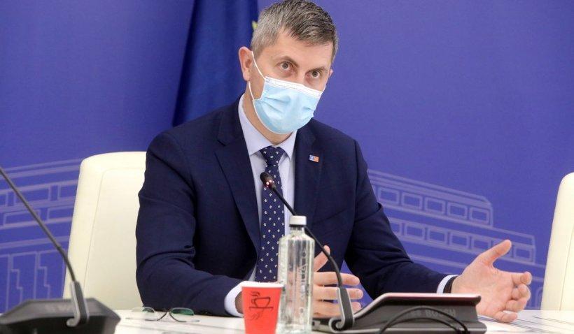 """Dan Barna va candida la președinția USR-PLUS: """"E un proiect la care am muncit foarte mult timp"""""""