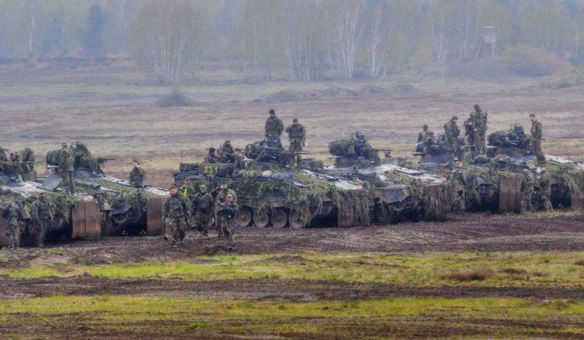 Uniunea Europeană dorește să creeze o unitate militară de intervenție rapidă în situații de criză