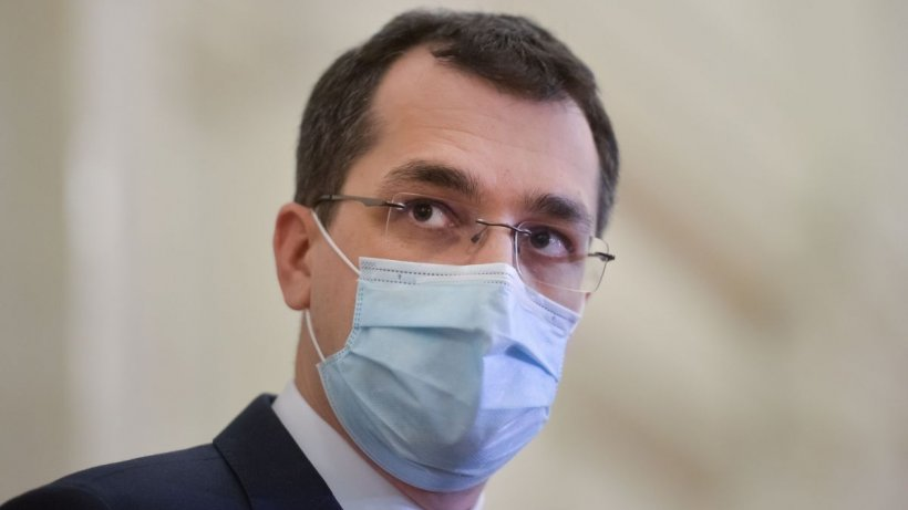Vlad Voiculescu: Doar 5 din 33 de candidați au promovat examenul pentru Casele de Asigurări de Sănătate
