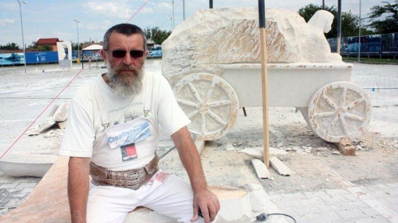 A murit Paul Popescu, sculptor român recunoscut la nivel naţional şi internaţional