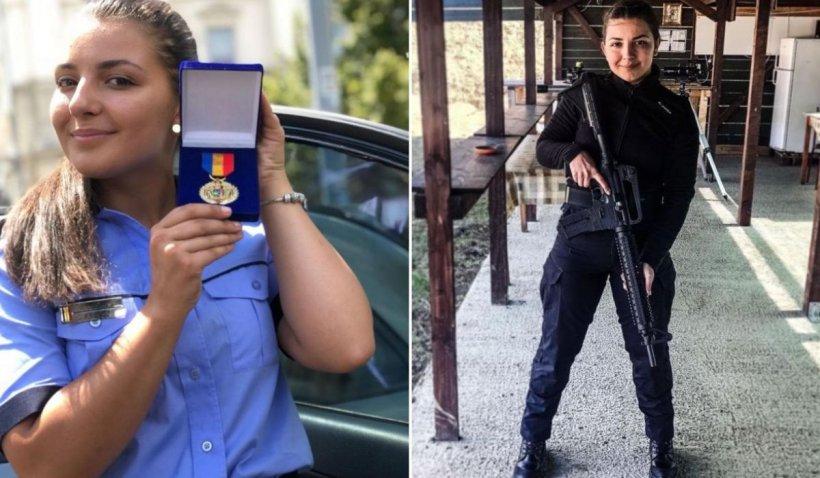 Povestea Iuliei Froicu, poliţista din Botoşani care a salvat o fetiţă de trei ani sechestrată de tată