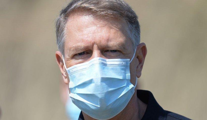 """Klaus Iohannis, mesaj pentru cadrele medicale: """"Fiecare epocă îşi are proprii săi eroi"""""""