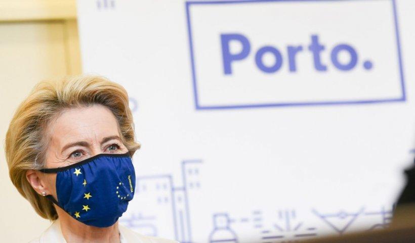 Ursula von der Leyen: UE, contract de aproape 2 miliarde doze de vaccin Pfizer