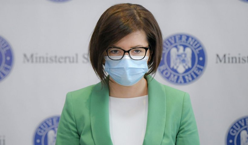 """Ioana Mihăilă, ministrul Sănătăţii: """"Ar fi foarte bine să ştim că din 5 iunie pandemia se termină"""""""