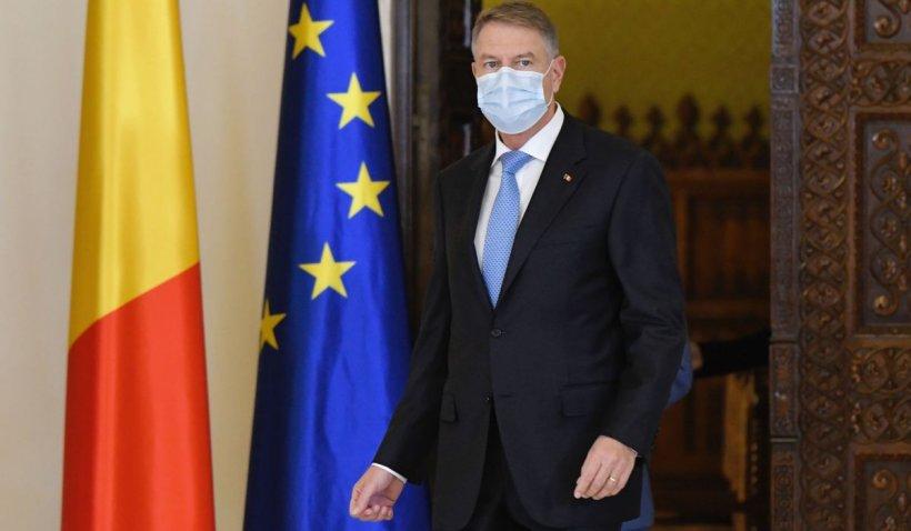 """Klaus Iohannis, mesaj de Ziua Europei: """"Suntem mai puternici când lucrăm împreună"""""""