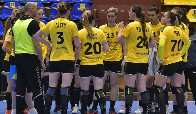 Minaur Baia Mare a câştigat finala mică a EHF European League