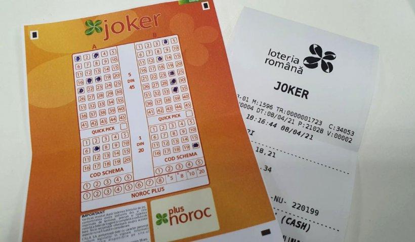 Rezultate Loto 6/49, Joker, Noroc, Noroc Plus şi Loto 5 din 40 din 9 mai 2021
