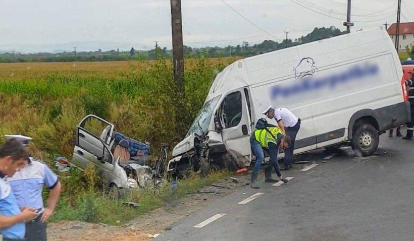 Nicio zi de închisoare pentru un şofer care a omorât trei oameni într-un accident în Tileagd