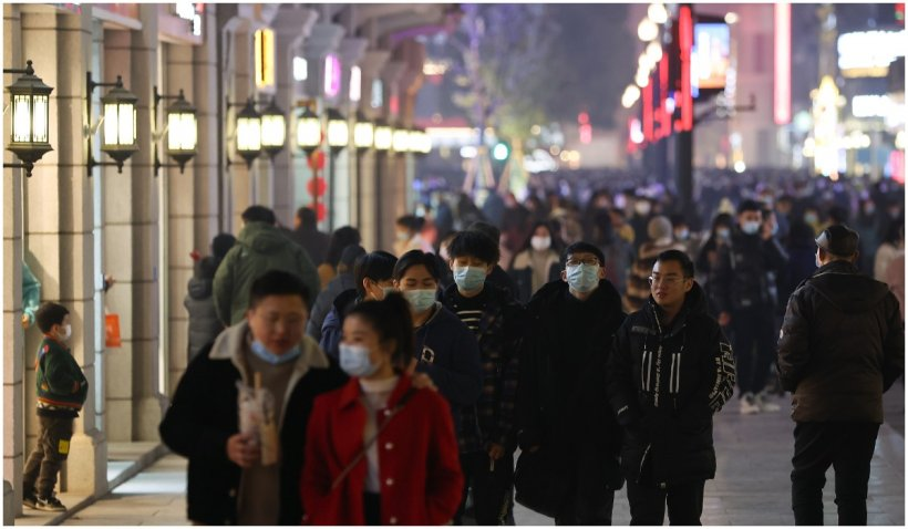 China a înregistrat cea mai lentă creştere a populaţiei din ultimele decenii