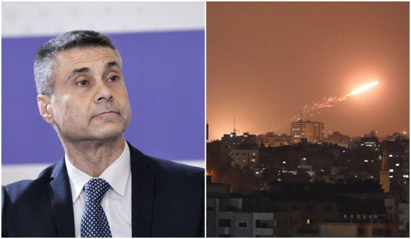 """David Saranga, după ultimul atac Hamas: """"Știm cum să răspundem și o s-o facem într-un mod foarte dur"""""""