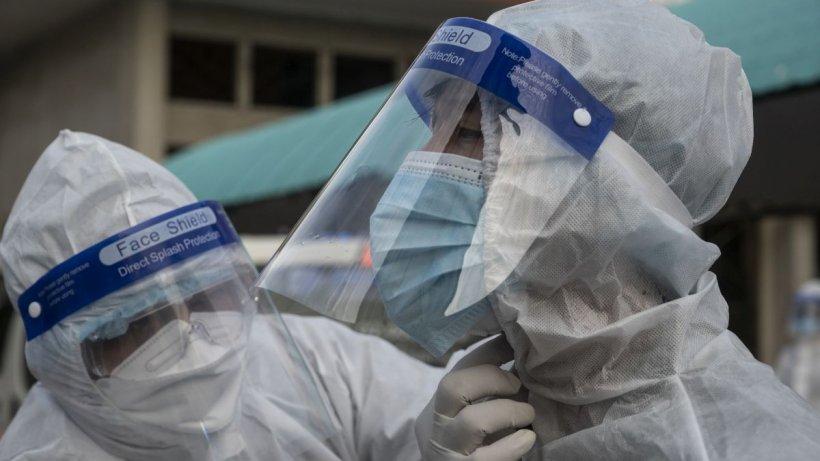 ITM: Directorul DSP Gorj controla spitalele în timp ce era infectat cu SARS CoV-2. Bărbatul a murit între timp