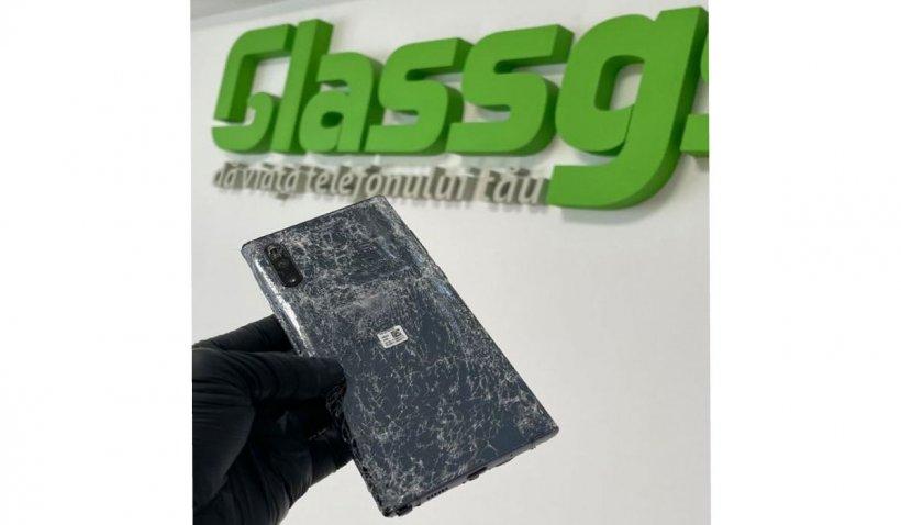 Glassgsm: Readuce la viață telefonul tău