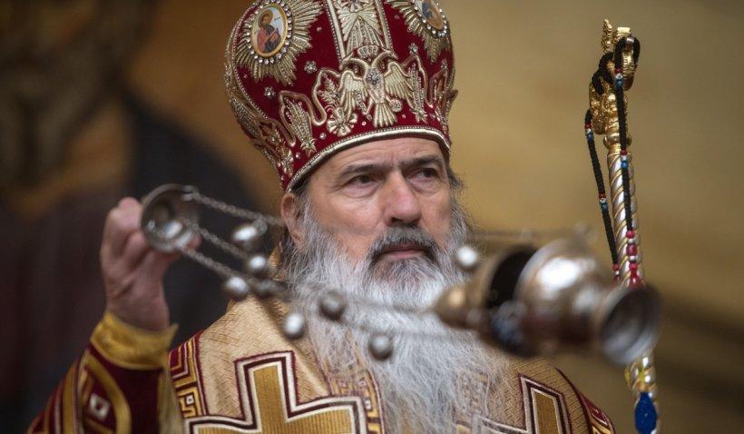 """ÎPS Teodosie, replică pentru un membru al Comisiei de Sănătate: """"Biserica nu este o anexă a instituțiilor sanitare"""""""