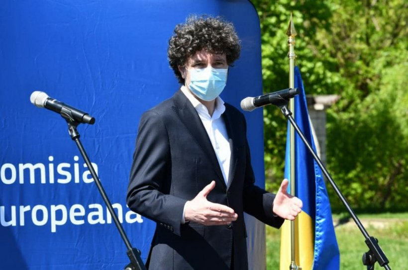 Nicușor Dan anunță noi tramvaie în Bucureşti şi lucrări de 200 de milioane de euro
