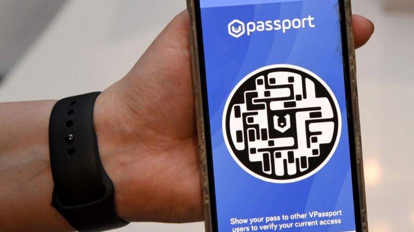 Pașaportul COVID a intrat în teste, pentru a deveni operațional începând de luna viitoare