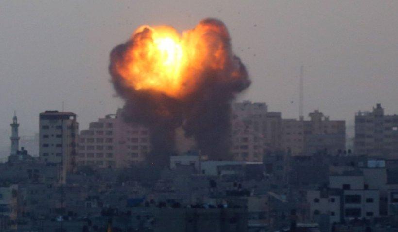 Sute de rachete lansate spre Israel în ultimele 24 de ore