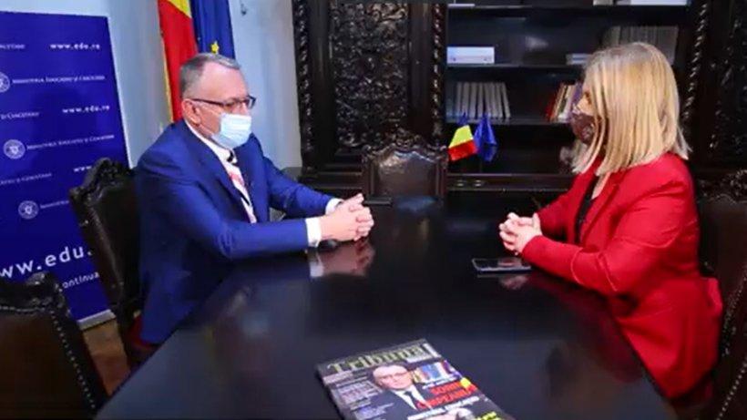"""Sorin Cîmpeanu: """"În momentul de fațăavem 4,1 miliarde de euro solicitări pentru educație"""""""