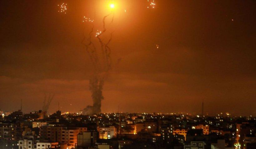 Israelul anunţă primii doi morţi după atacurile Hamas cu rachete. SUA, UE şi Marea Britanie, apeluri la calm după cele mai grave violenţe la Ierusalim în ultimii ani