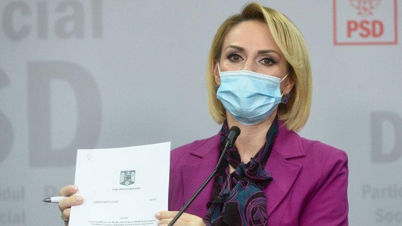 """Gabriela Firea: """"Ce abuzuri se ascund? Ce nu trebuie să afle românii? Parlamentarii puterii și-au bătut joc de oameni!'"""
