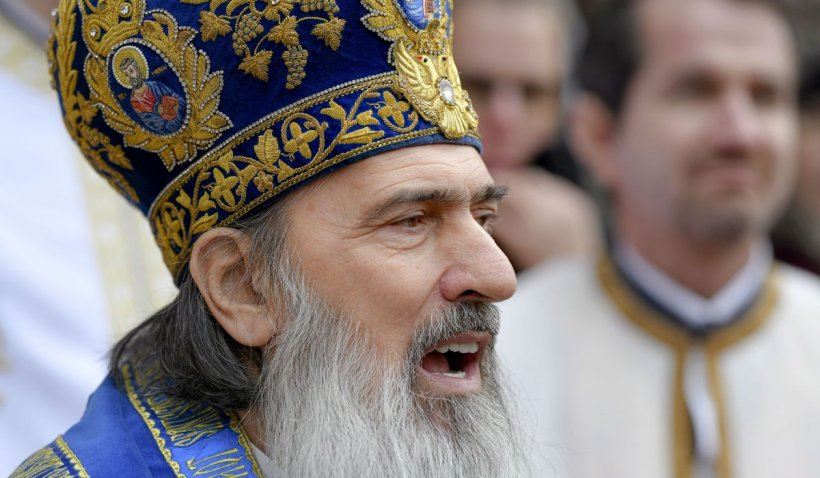 """ÎPS Teodosie refuză transformarea bisericilor în centre de vaccinare: """"Biserica nu este anexa instituţiilor sanitare"""""""