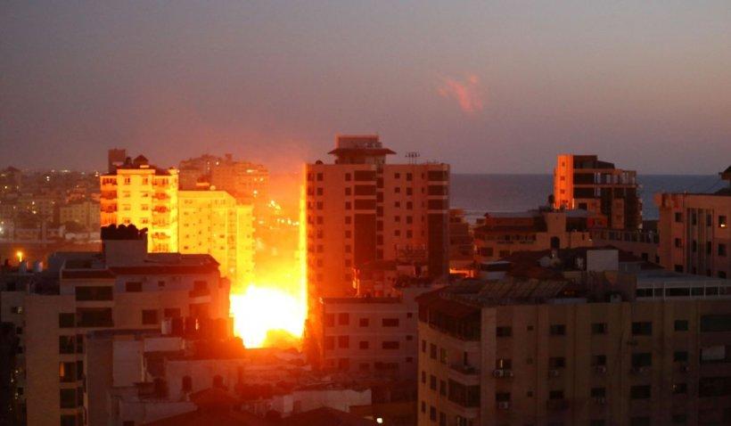 Israelul deschide adăposturi antiaeriene în patru orașe