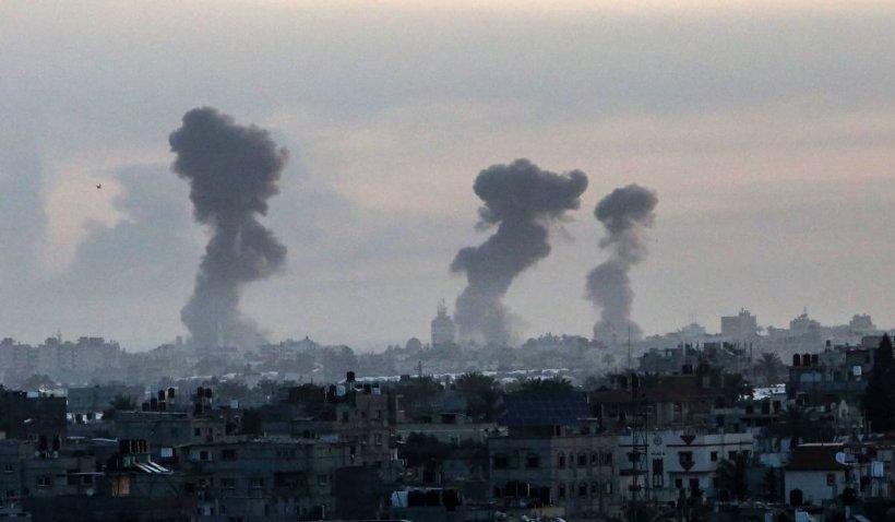 Israelul anunţă uciderea a 16 lideri islamişti din Fâşia Gaza. Bilanțul ajunge la 53 de morți
