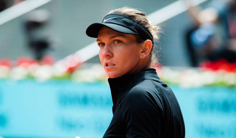 Simona Halep a primit diagnosticul, după accidentarea suferită la Roma. Riscă să rateze turneul de la Roland Garros