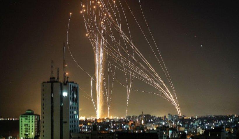 Ce este și cum funcționează Iron Dome, sistemul antiaerian folosit de Israel