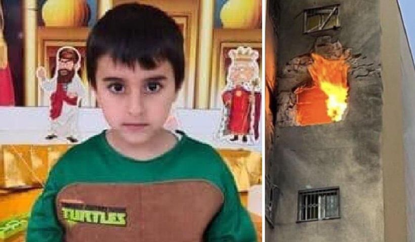 Un copil de 6 ani a murit în camera sa, ucis de o rachetă lansată spre Israel